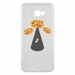 Чохол для Samsung J4 Plus 2018 Pizza UFO