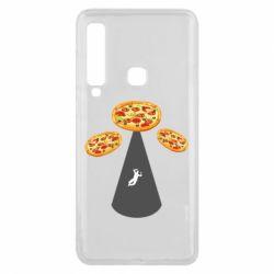 Чохол для Samsung A9 2018 Pizza UFO