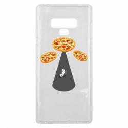 Чохол для Samsung Note 9 Pizza UFO