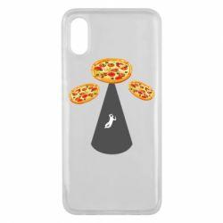 Чохол для Xiaomi Mi8 Pro Pizza UFO