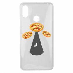 Чохол для Xiaomi Mi Max 3 Pizza UFO