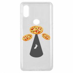 Чохол для Xiaomi Mi Mix 3 Pizza UFO