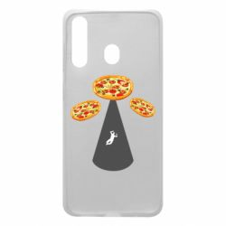 Чохол для Samsung A60 Pizza UFO