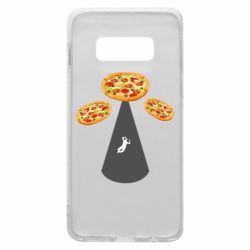 Чохол для Samsung S10e Pizza UFO
