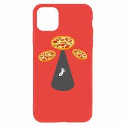 Чохол для iPhone 11 Pizza UFO