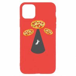 Чохол для iPhone 11 Pro Max Pizza UFO