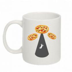 Кружка 320ml Pizza UFO
