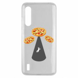 Чохол для Xiaomi Mi9 Lite Pizza UFO