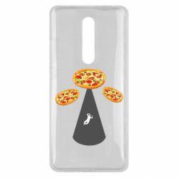 Чохол для Xiaomi Mi9T Pizza UFO