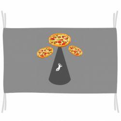 Прапор Pizza UFO