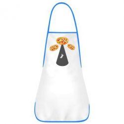 Фартух Pizza UFO