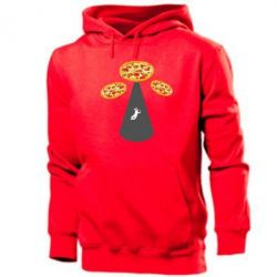Чоловіча толстовка Pizza UFO