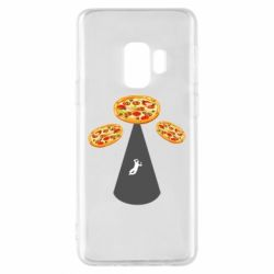 Чохол для Samsung S9 Pizza UFO