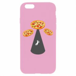 Чохол для iPhone 6 Plus/6S Plus Pizza UFO