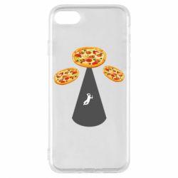 Чохол для iPhone 7 Pizza UFO