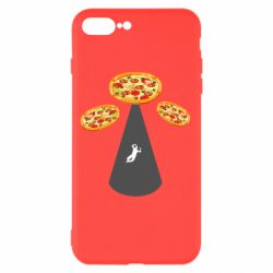 Чохол для iPhone 7 Plus Pizza UFO