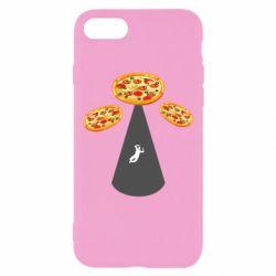 Чохол для iPhone 8 Pizza UFO