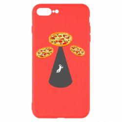 Чохол для iPhone 8 Plus Pizza UFO