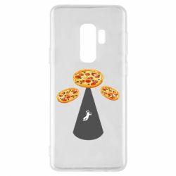 Чохол для Samsung S9+ Pizza UFO