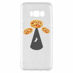 Чохол для Samsung S8 Pizza UFO