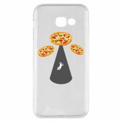 Чохол для Samsung A5 2017 Pizza UFO