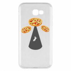 Чохол для Samsung A7 2017 Pizza UFO