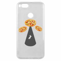 Чохол для Xiaomi Mi A1 Pizza UFO