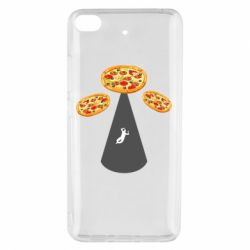 Чохол для Xiaomi Mi 5s Pizza UFO