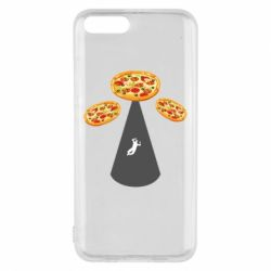 Чохол для Xiaomi Mi6 Pizza UFO