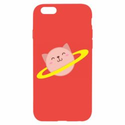 Чехол для iPhone 6/6S Planet Cat