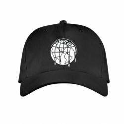 Детская кепка Planet contour