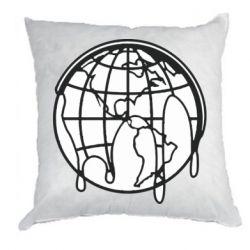 Подушка Planet contour