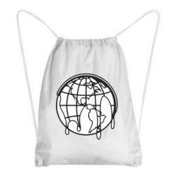 Рюкзак-мешок Planet contour