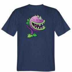 Мужская футболка Planta carnivora