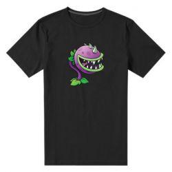 Мужская стрейчевая футболка Planta carnivora