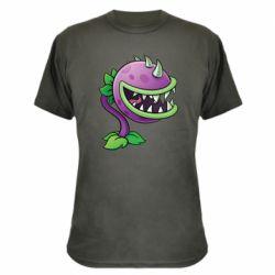 Камуфляжная футболка Planta carnivora