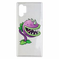 Чехол для Samsung Note 10 Plus Planta carnivora