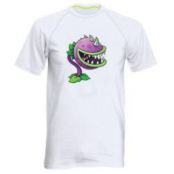Мужская спортивная футболка Planta carnivora