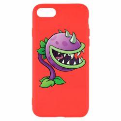 Чехол для iPhone 7 Planta carnivora