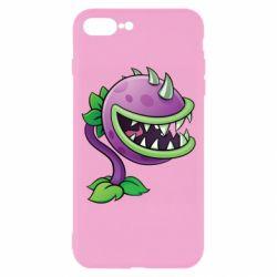 Чехол для iPhone 7 Plus Planta carnivora