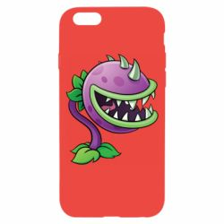 Чехол для iPhone 6/6S Planta carnivora