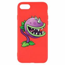 Чехол для iPhone 8 Planta carnivora