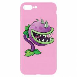Чехол для iPhone 8 Plus Planta carnivora