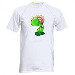 Чоловіча спортивна футболка Plants flower