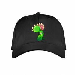 Дитяча кепка Plants flower