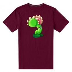 Чоловіча стрейчева футболка Plants flower