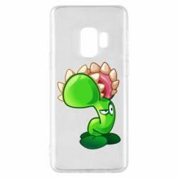 Чохол для Samsung S9 Plants flower