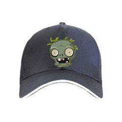 Кепка Plants vs zombie head