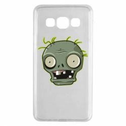 Чохол для Samsung A3 2015 Plants vs zombie head