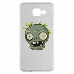 Чохол для Samsung A5 2016 Plants vs zombie head